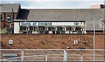 J3674 : Former Bank of Ireland, Connswater, Belfast (June 2015) by Albert Bridge