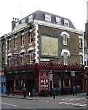 "TQ3386 : ""The Jolly Butchers"" public house, Stoke Newington by Julian Osley"