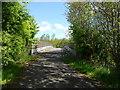 NZ1969 : Black Lane overbridge by Anthony Foster