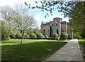 NZ1758 : Palladian Chapel in the grounds of Gibside Hall, Gateshead by Derek Voller