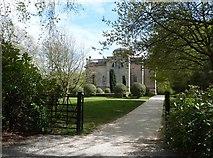 NZ1758 : The Palladian style chapel , Gibside Hall estate, Gateshead by Derek Voller
