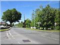 SJ5374 : B5152 crossroads at Kingsley by Jeff Buck
