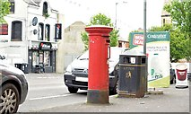 J3175 : Pillar box BT13 109, Belfast (June 2015) by Albert Bridge