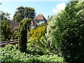SU8403 : Rymans - Water Garden view to the house by Rob Farrow
