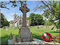 TF7040 : Great Ringstead War Memorial by Adrian S Pye