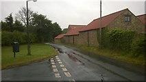 SE1999 : Barn Conversions, Colburn Village by Tony Simms