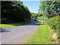 SJ5375 : Junction of Hillfoot Lane and Kingsley Road (B5152) by Jeff Buck