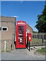 TL3236 : Phone box used as a book exchange, Kelshall by Bikeboy