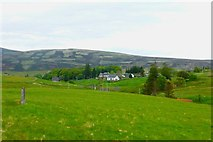 NS8814 : South of Leadhills by Robert Murray