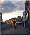 ST2224 : Taunton: North Street by John Sutton