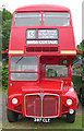 TQ7837 : Routemaster at Sissinghurst Classic Car Show by Oast House Archive