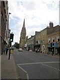 TL4557 : Regent Street, Cambridge by Paul Gillett