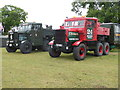SP0361 : Astwood Bank steam and vintage event - Scammell heavy recovery vehicles by Chris Allen