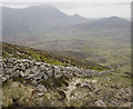 J2824 : Descending Slieve Muck by Rossographer