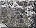 J2727 : Bench Mark near Spelga Dam by Rossographer