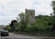 SY2591 : St  Michael  Parish  Church  Axmouth  (1) by Martin Dawes
