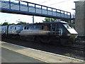 TL2371 : Huntingdon Railway Station by JThomas