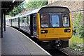 SD5805 : Northern Rail Class 142, 142042, Wigan Wallgate railway station by El Pollock