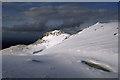 NC2642 : Ben Stack summit ridge by Ian Taylor