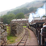 NY1700 : Ravenglass & Eskdale Railway by Gareth James