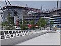 SJ8698 : Etihad Stadium expansion by Stephen Burton