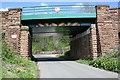 NY6624 : Settle-Carlisle Railway Bridge #254, south end by Roger Templeman