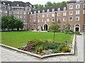 TQ3082 : Quadrangle of London House, Goodenough College by David Hawgood