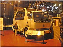 SD5422 : Leyland 'Pope-mobile' by Roger Cornfoot
