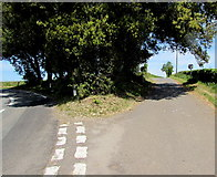ST7881 : Junction near Acton Turville by Jaggery