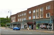 SJ9495 : ##17-27 Market Street, Hyde by Gerald England
