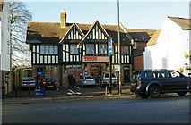 SO7875 : Tesco Express (formerly The Angel), 76 Load Street, Bewdley, Worcs by P L Chadwick