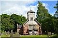 SJ8141 : Whitmore Church by Jonathan Hutchins