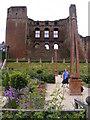 SP2772 : Castle Gardens Scene by Gordon Griffiths