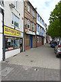 TR3140 : Businesses along Snargate Street by John Baker