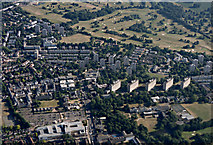 TQ2274 : Roehampton from the air by Thomas Nugent