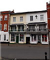 SO9445 : Ironmonger in High Street, Pershore by Jaggery