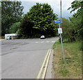 SP4417 : National Cycle Network route 5, Green Lane, Woodstock by Jaggery