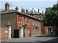 SO8454 : Copenhagen Street, Worcester by Philip Halling