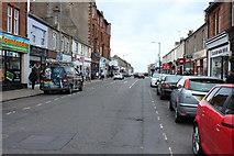 NS3231 : Portland Street, Troon by Billy McCrorie