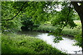SJ9293 : The River Tame in Haughton Dale by Graham Hogg