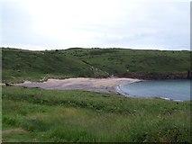 SS0597 : Manorbier Bay by Raymond Knapman