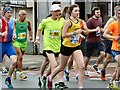 SJ9594 : Runners in the Tour of Tameside by Gerald England