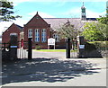 SN1846 : Ysgol Uwchradd Aberteifi (Cardigan Secondary School) by Jaggery