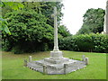 TM1497 : Ashwellthorpe War Memorial by Adrian S Pye