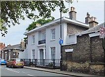 TA0339 : Cross Street, Beverley, Yorkshire by Bernard Sharp