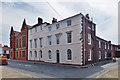 TA0339 : Register Square, Beverley, Yorkshire by Bernard Sharp