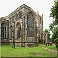 TF2157 : The Collegiate Church of the Holy Trinity, Tattershall by Dave Hitchborne