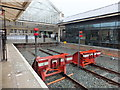 SN5881 : End of the line at Aberystwyth by Richard Hoare