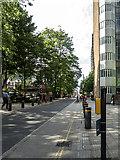 TQ3282 : Bath Street, London, EC1 by Christine Matthews