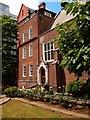 TQ3181 : Staple Inn Hall, Holborn by Jim Osley